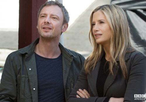 Jack is still very much in love with Amy ... but is she even the Amy he knows and loves anymore? (image via official Intruders site (c) BBC America)