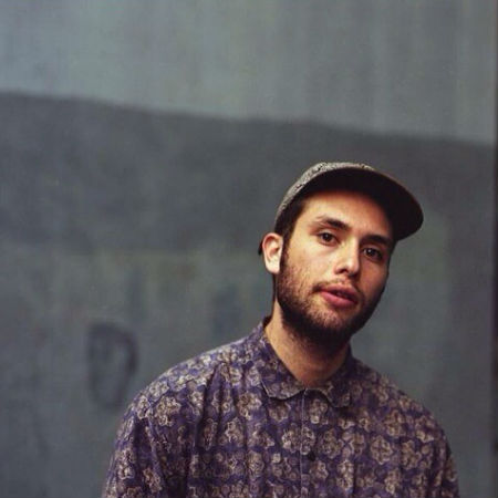 Nick Hakim (Photo by William Hacker via official Nick Hakim Facebook page)