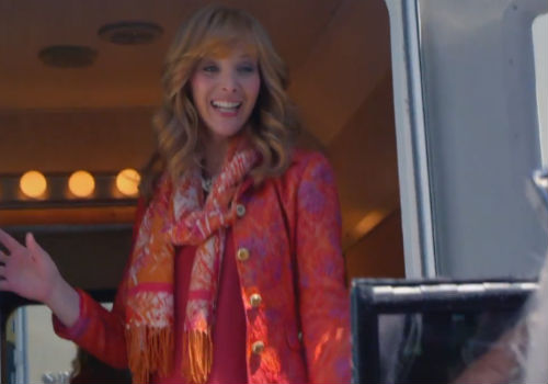 Valerie Cherish is back! And loving the spotlight every bit as much as she always did (Image via YouTube (c) HBO)