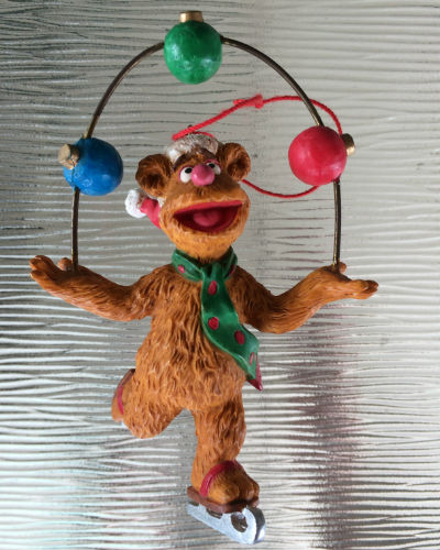Fozzie Bear (from my collection)