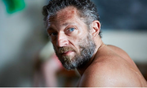 Vincent Cassel stars in Partisan (image via First Showing)